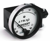 Ashcroft Differential Pressure Gauges - Model 1132